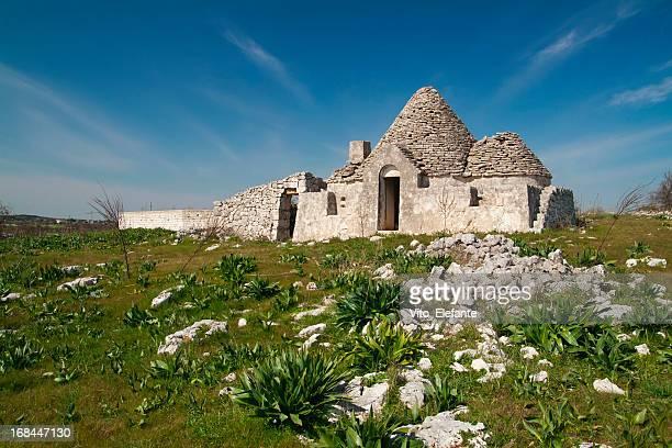 """antico casa italiano """"trulli, alberobello - alberobello foto e immagini stock"""
