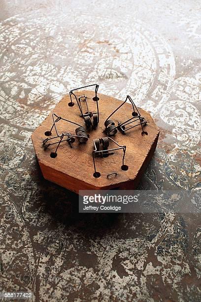 Antique Mousetrap