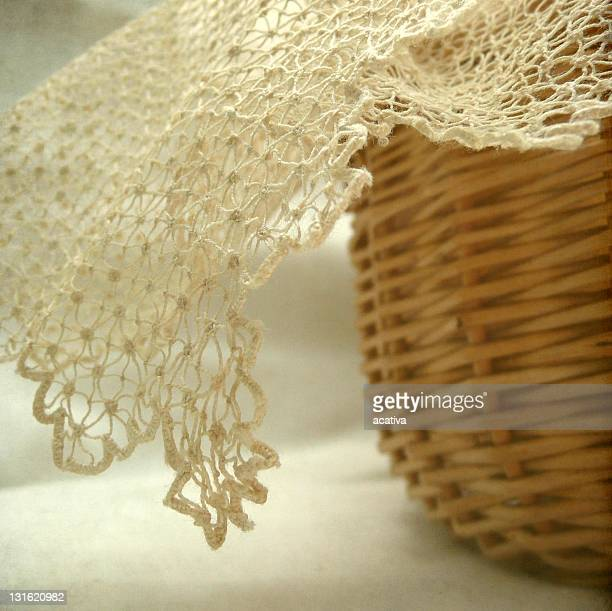 antique needlepoint lace - frilly stock pictures, royalty-free photos & images