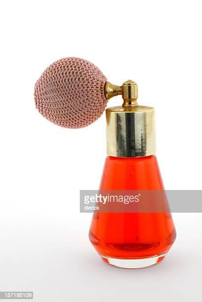 antique parfum atomizer