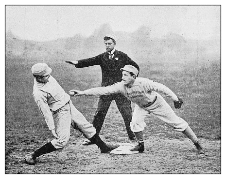 Antique photo: Baseball 1148862641