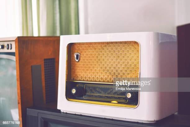 Antique radio