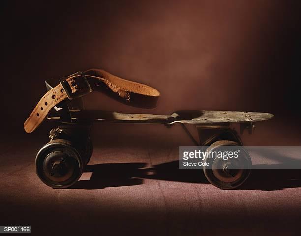 Antique Roller Skate