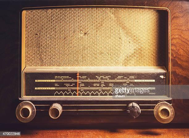 Anticuario Radio de onda corta