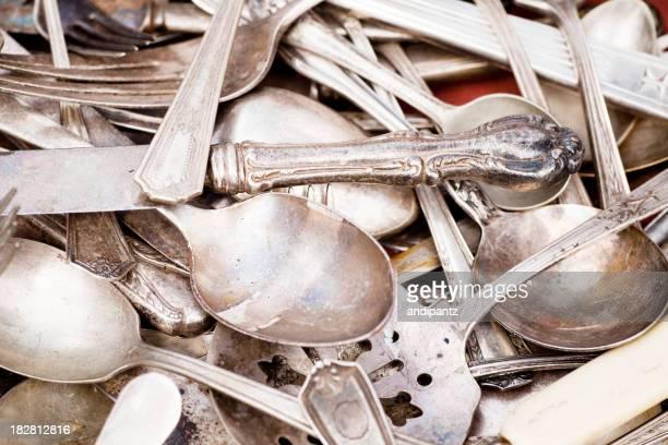 Antik-Silber