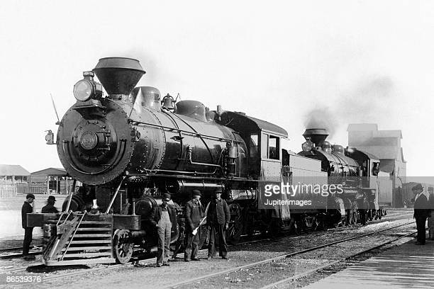 antique steam engine - steam train stock pictures, royalty-free photos & images