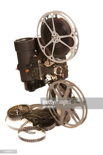 Antique Vintage 16 mm Movie Projector