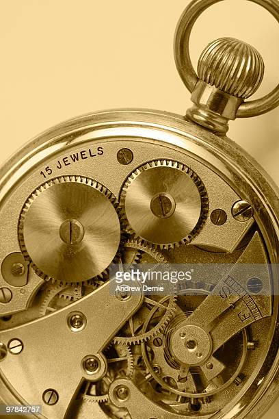 Antique watch movement