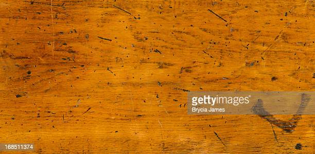 Antique Wooden Desk Background