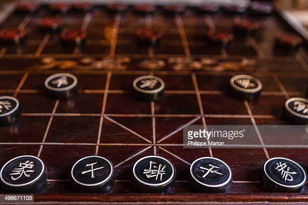Antique Xiangqi  board game - Hanoi
