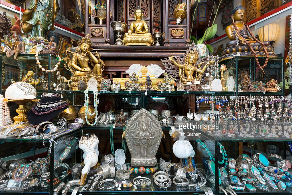 Antiques, Old Town, Amsterdam, Holland Pictures | Getty Images