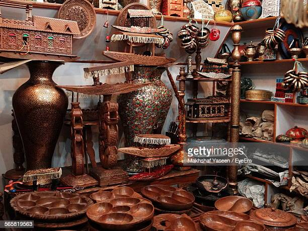 Antiques For Sale In Shop
