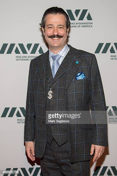 Antiques Roadshow TV Personality Nicholas Lawry attends the 9th Annual IAVA Heroes Gala at Cipriani 42nd Street on November 12 2015 in New York City