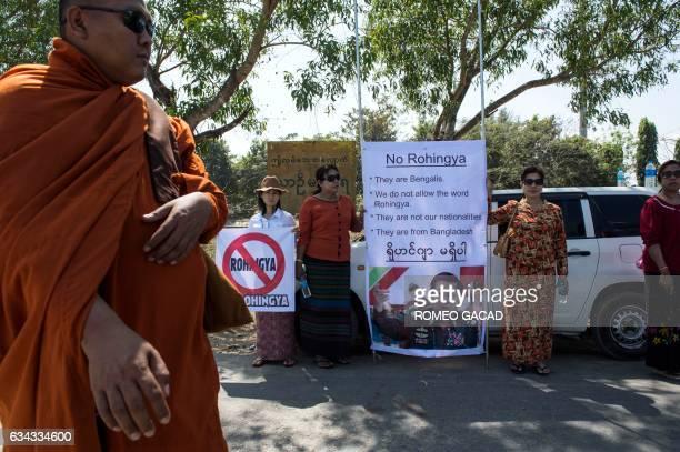 Min Aung Hlaing Bilder Und Fotos Getty Images