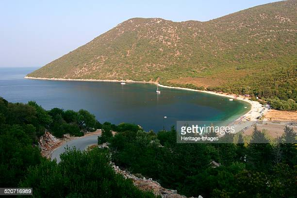 Antisamos Kefalonia Greece