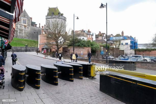 Antiterror barriers and bollards have been put in place around Windsor Castle following last week's terror attack outside Parliament The additional...