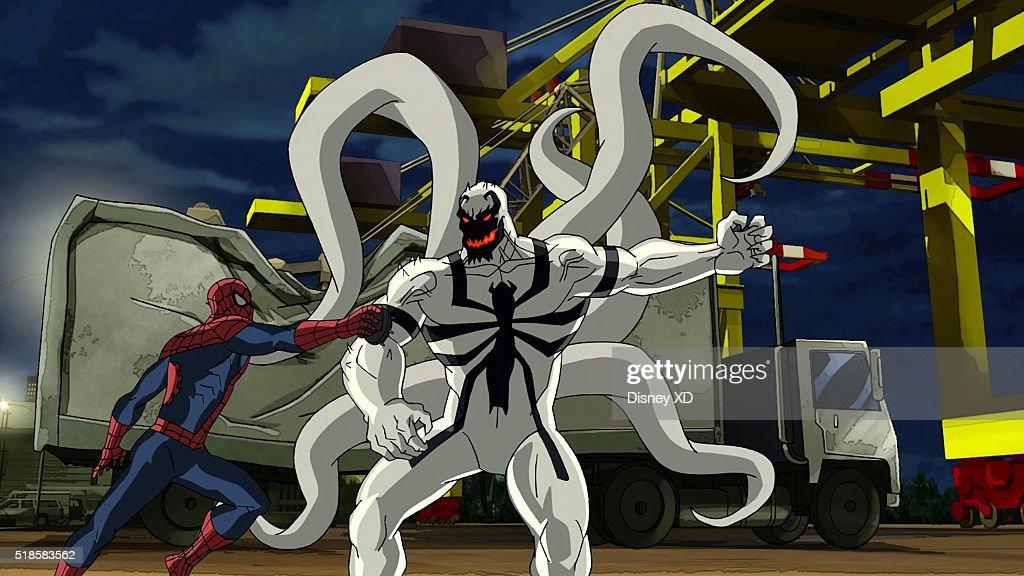 "Disney XD's ""Marvel's Ultimate Spider-Man vs. The Sinister 6"" - Season Four : News Photo"