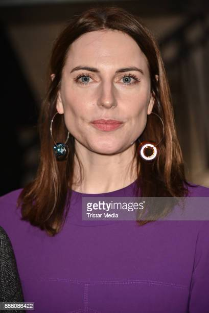 Antje Traue during the Medienboard Pre-Christmas Party at Schwuz at Saeaelchen on December 7, 2017 in Berlin, Germany.