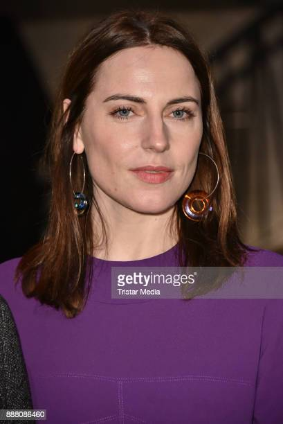 Antje Traue during the Medienboard PreChristmas Party at Schwuz at Saeaelchen on December 7 2017 in Berlin Germany