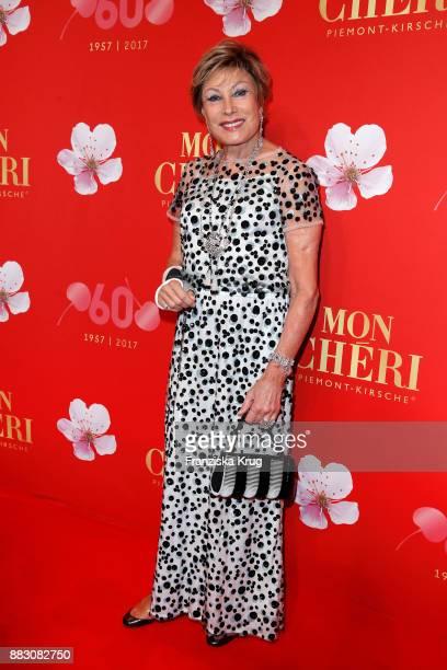 AntjeKatrin Kuehnemann attends the Mon Cheri Barbara Tag 2017 at Postpalast on November 30 2017 in Munich Germany