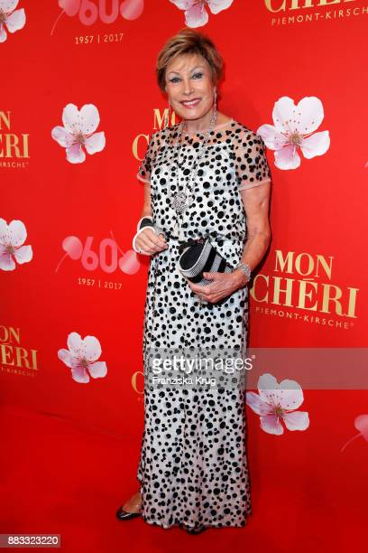 AntjeKatrin Kuehnemann attends the Mon Cheri Barbara Tag 2017 at Postpalast on November 30 2017 in Munich Germany