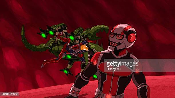 WEB WARRIORS AntMan SpiderMan and Ant Man must shrink down into Fury's body that has been infected with Doc Ock's nanobots This episode of Marvel's...