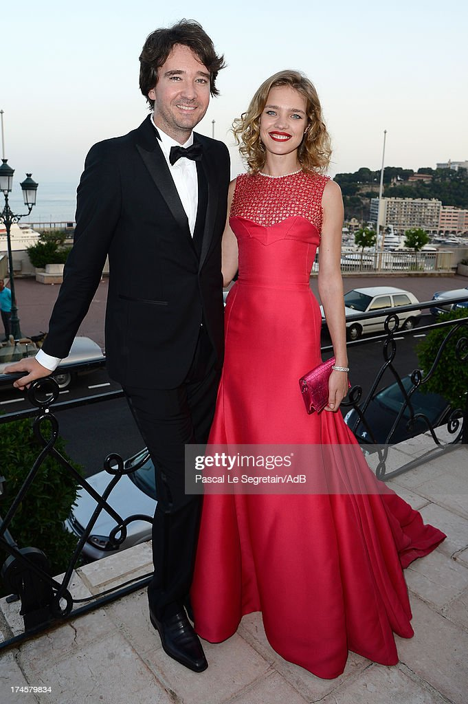 'Love Ball' Hosted by Natalia Vodianova in Support of The Naked Heart Foundation: Cocktail