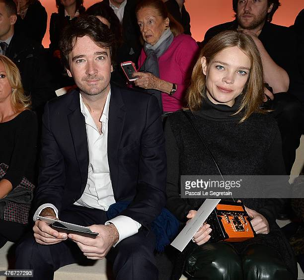 Antoine Arnault Photos et images de collection | Getty Images Natalia Vodianova Antoine Arnault Baby