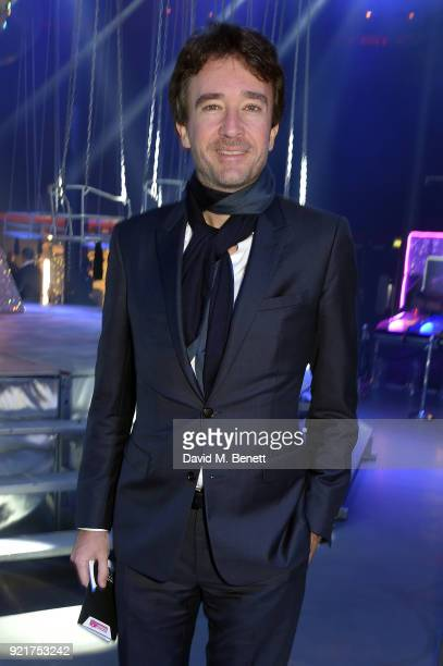 Antoine Arnault at the Naked Heart Foundation's Fabulous Fund Fair in London at The Roundhouse on February 20 2018 in London England