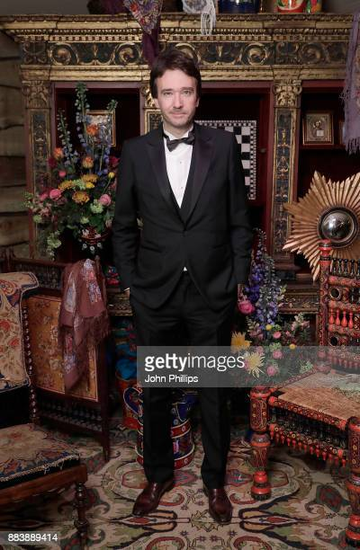 Antoine Arnault attend the gala dinner during #BoFVOICES on December 1 2017 in Oxfordshire England