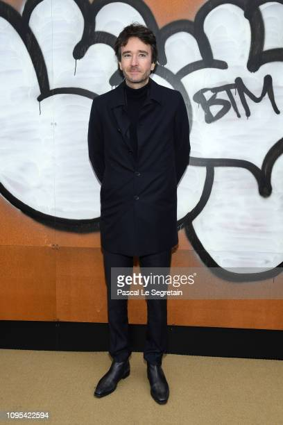 Antoine Arnault attends the Louis Vuitton Menswear Fall/Winter 2019-2020 show as part of Paris Fashion Week on January 17, 2019 in Paris, France.
