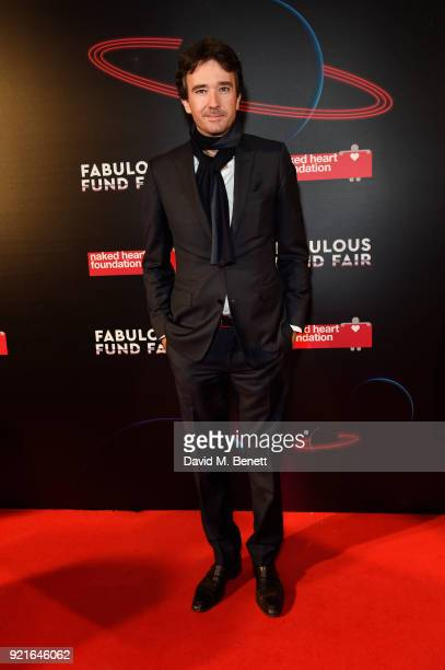 Antoine Arnault attends the Naked Heart Foundation's Fabulous Fund Fair at The Roundhouse on February 20 2018 in London England