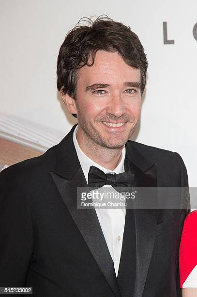 Antoine Arnault attends the The Art of Giving Love Ball Naked Heart Foundation Photo Call as part of Paris Fashion Week Haute Couture Fall/Winter...