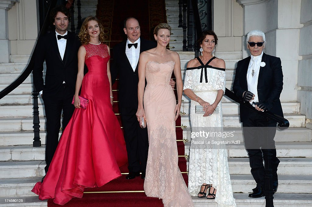 'Love Ball' Hosted by Natalia Vodianova in Support of The Naked Heart Foundation: Arrivals : News Photo