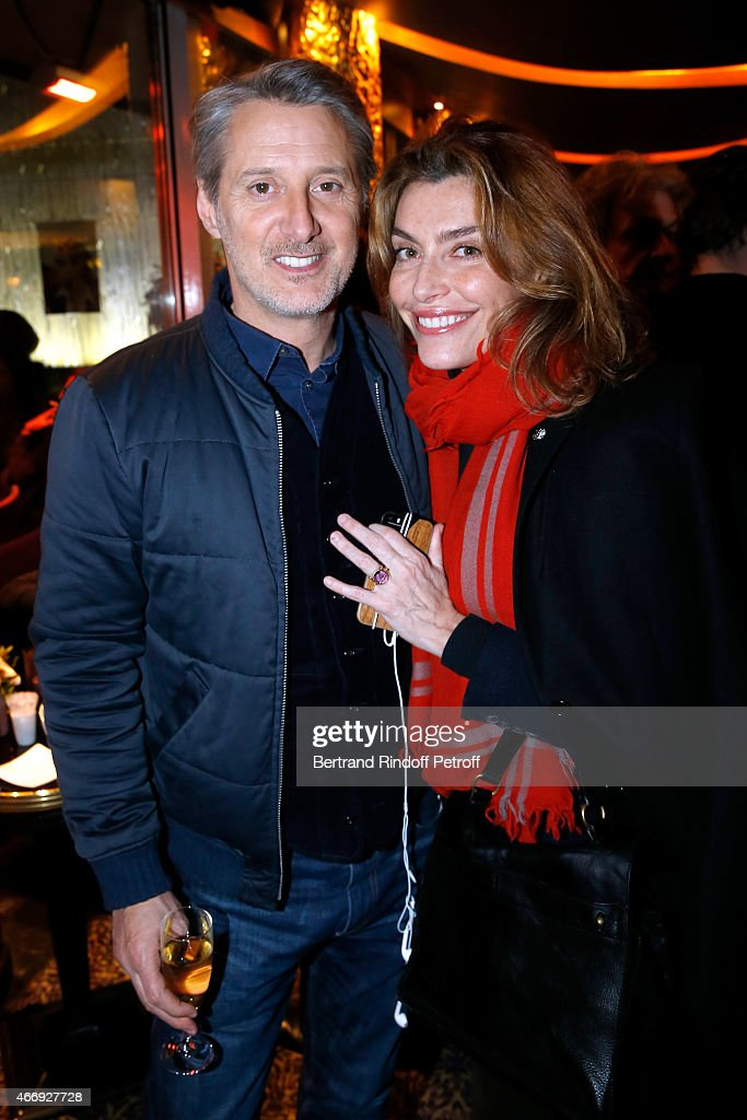 Cocktail Of Fondation Diane And Lucien Barriere - Price Cinema 2015