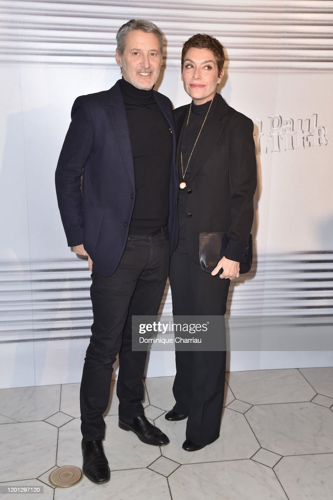 Jean-Paul Gaultier: Photocall - Paris Fashion Week - Haute Couture Spring/Summer 2020 : ニュース写真