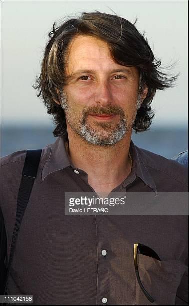 Antoine de Caunesat the Cabourg Romantic Film Festival in Cabourg France on June 13 2003