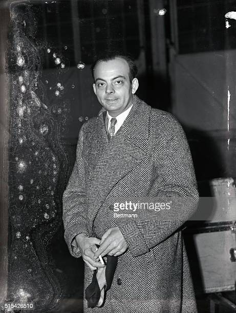 Antoine de SaintExupery noted author and pilot prepares to leave on an aerial tour of Central and South America
