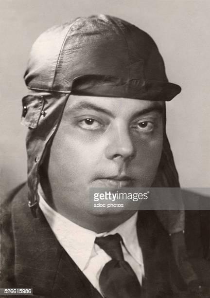 Antoine de SaintExup��ry French writer poet and pilot born in Lyon Ca 1930