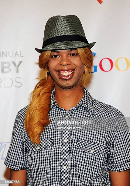 Antoine Dodson attends the 15th Annual Webby Awards at Hammerstein Ballroom on June 13 2011 in New York City