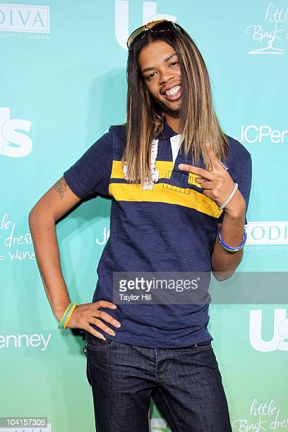 Antoine Dodson attends US Weekly's 25 Most Stylish New Yorkers at Lavo on September 15, 2010 in New York, New York.