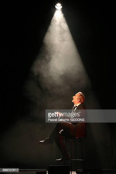 Antoine DULERY. 'Antoine DULERY fait son cinéma mais au théâtre'. Mont-Blanc Humour festival 2015.