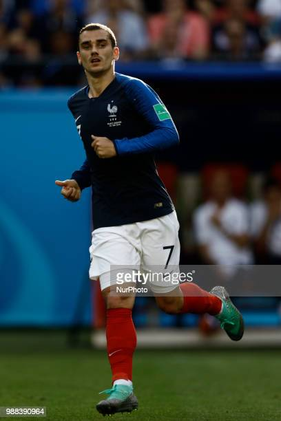 Antoine Griemann of France team during the 2018 FIFA World Cup Russia Round of 16 match between France and Argentina at Kazan Arena on June 30 2018...