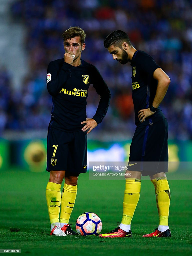 CD Leganes v Club Atletico de Madrid - La Liga