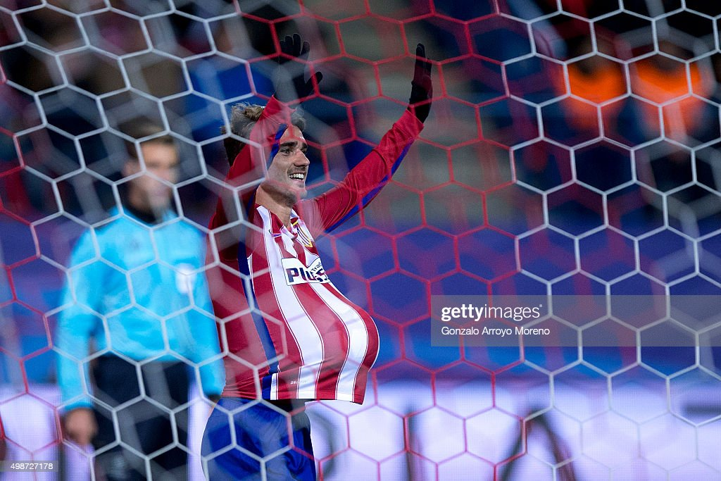 Club Atletico de Madrid v Galatasaray AS - UEFA Champions League : News Photo