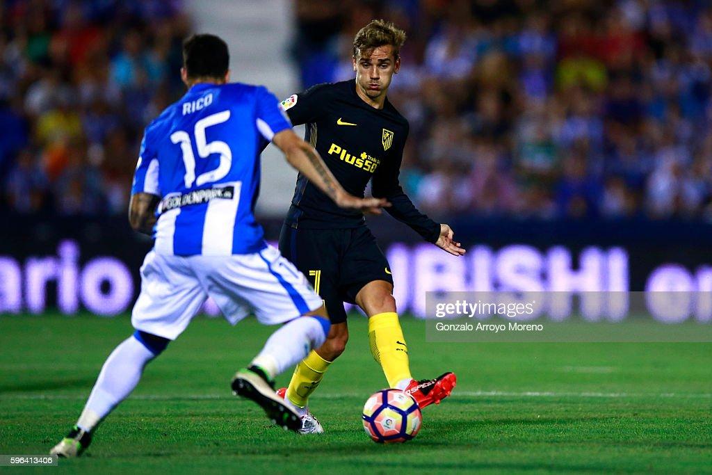 CD Leganes v Club Atletico de Madrid - La Liga : News Photo