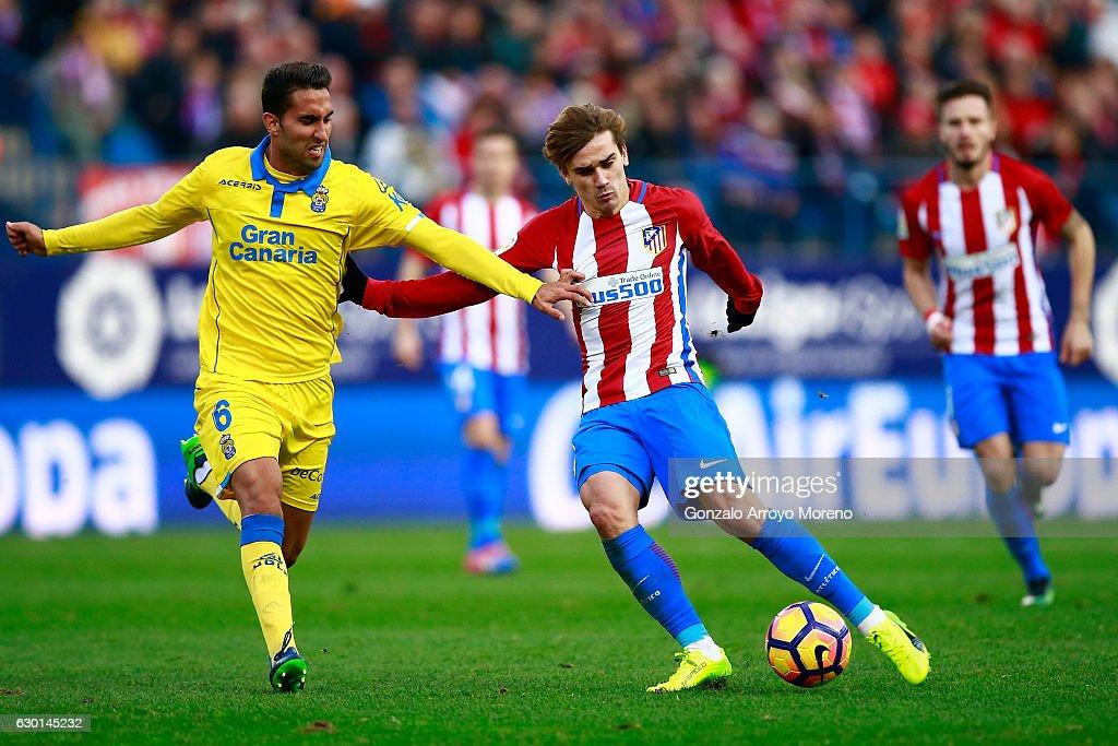 Club Atletico de Madrid v UD Las Palmas - La Liga : News Photo