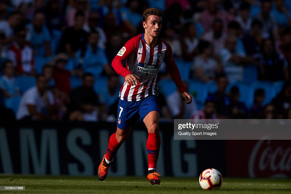 RC Celta de Vigo v  Club Atletico de Madrid - La Liga : News Photo