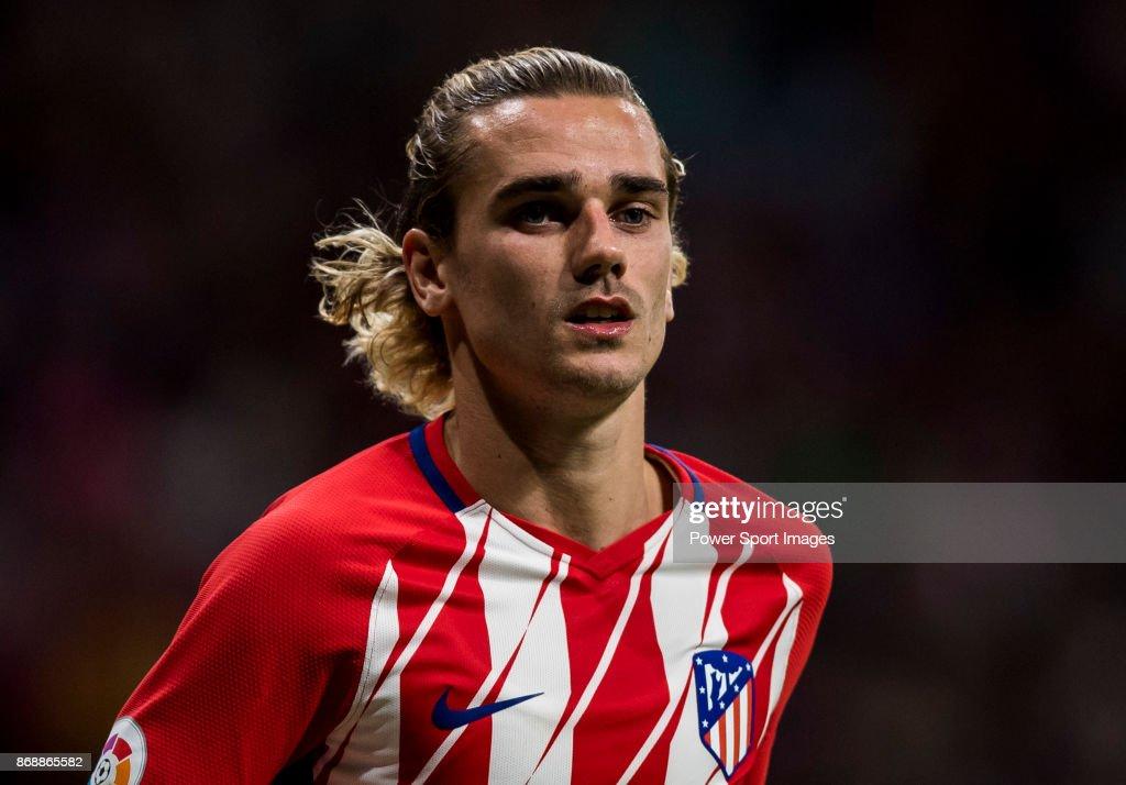 La Liga 2017-18 - Atletico de Madrid vs Villarreal CF : News Photo