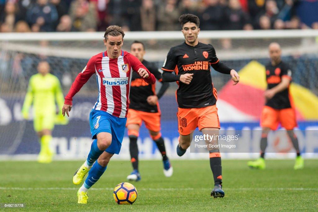 2016-17 La Liga - Atletico de Madrid vs Valencia CF : News Photo